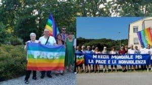 Rememorando en Italia Hiroshima y Nagasaki