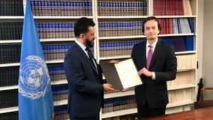 Bolivia firma la ratificación del TPAN