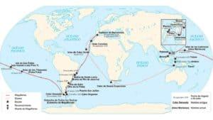Quinientos años del viaje de Circunnavegación 1519 – 2019