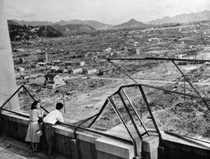 74 aniversario de bombardeo de Hiroshima
