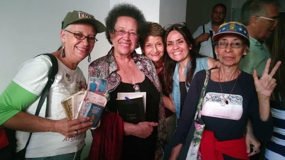 Cinefórum keganasan jantina di Caracas