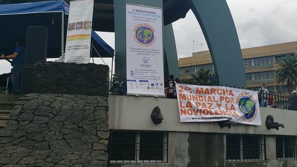 Costa Rica mengisytiharkan Keamanan