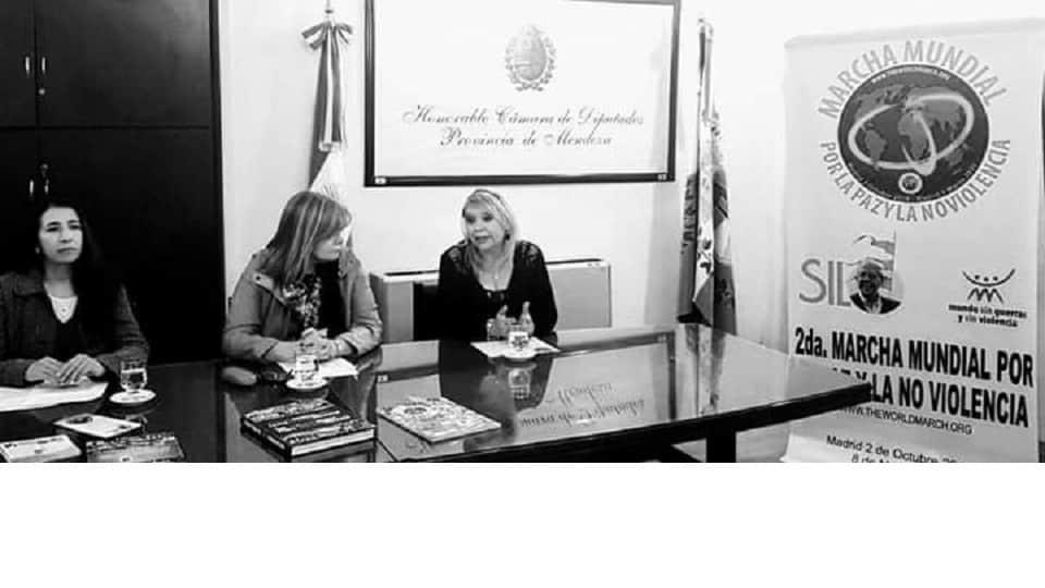 Kepentingan Wilayah Mac di Mendoza