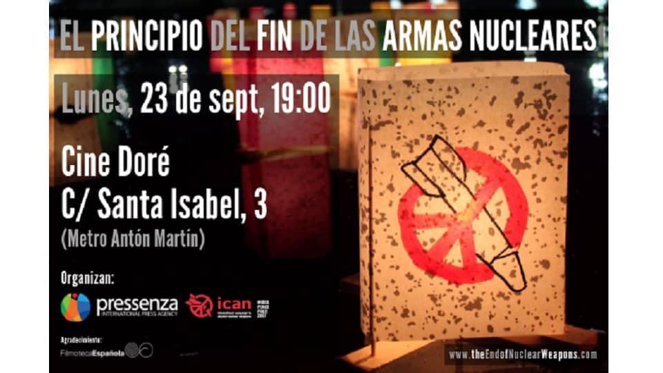 Perasmian Dokumentari Laureate di Madrid