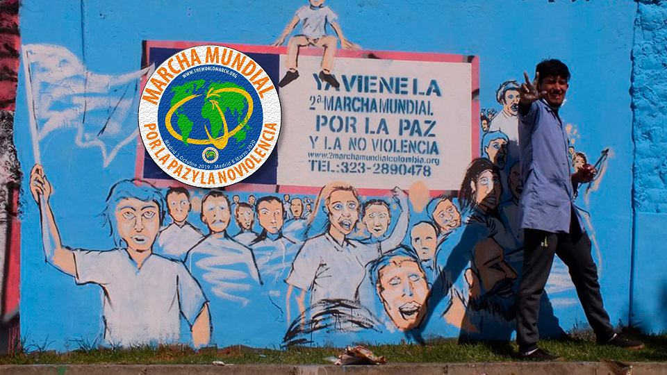Murals for Peace di Colombia