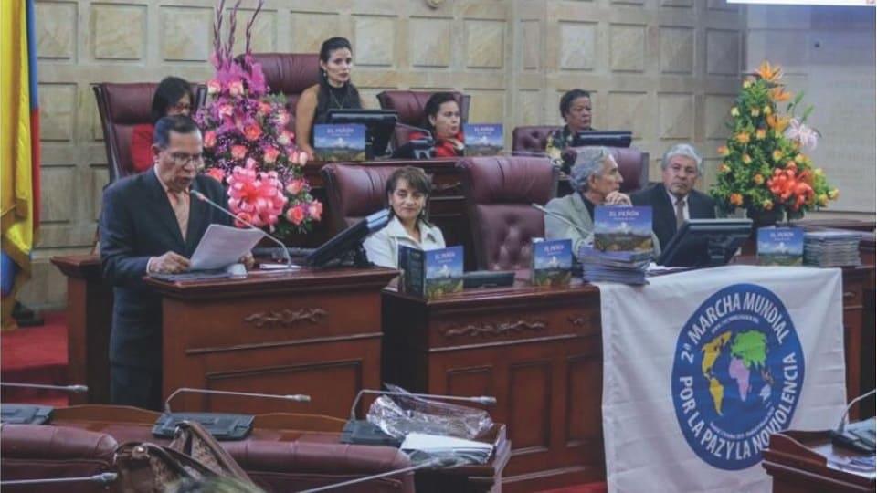 Pelancaran 2ª March di Colombia diterbitkan