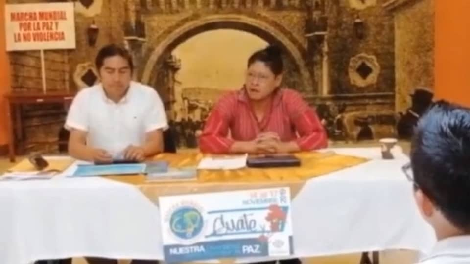 Guatemala, la Diversidad, promotora de Paz