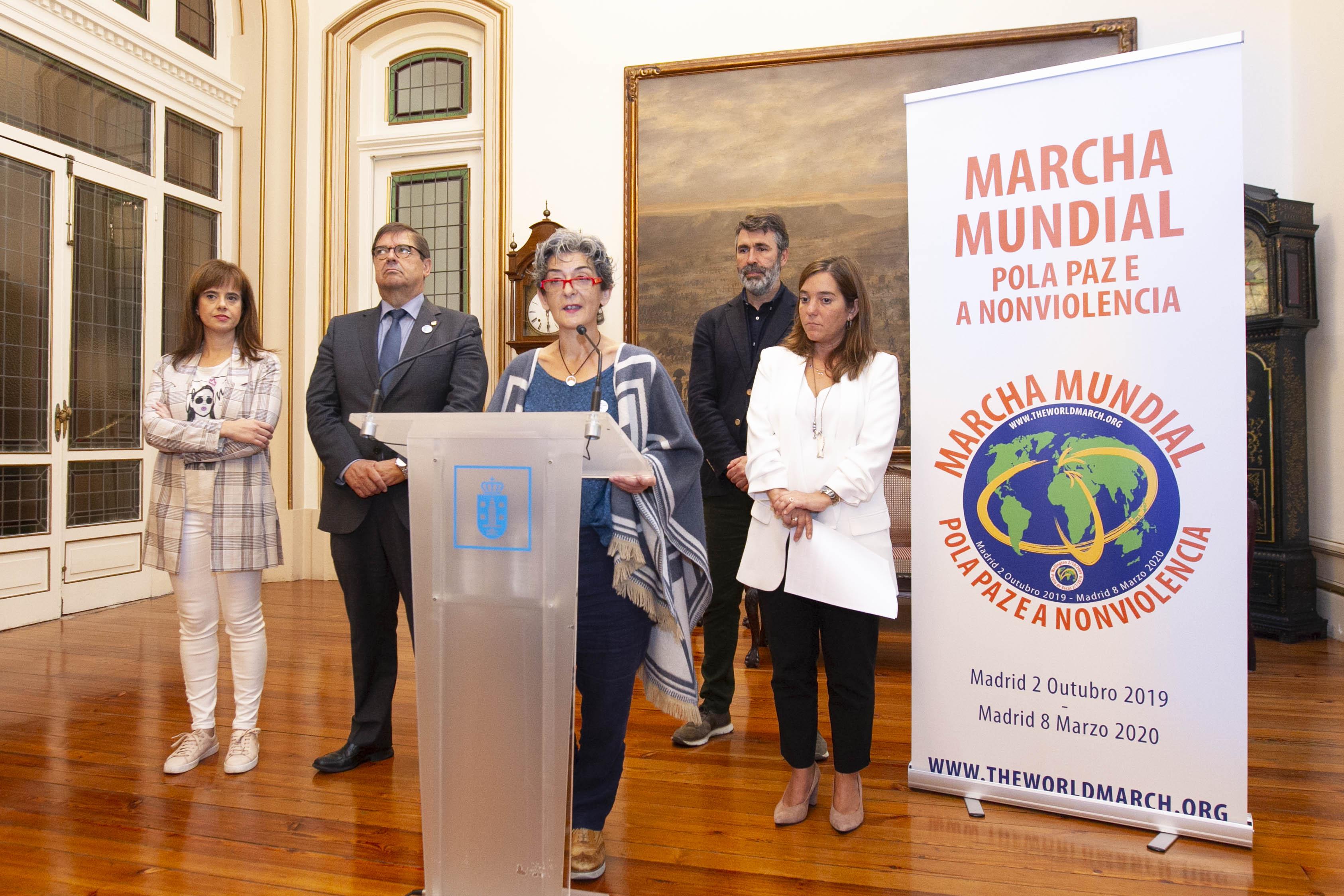 Een officiële lancering van Coruña in maart