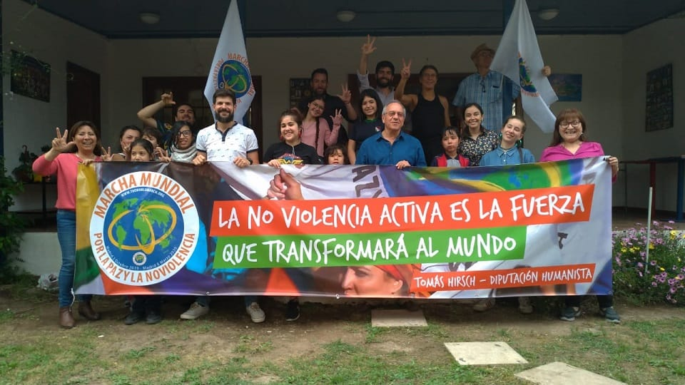 Notas sobre la Marcha en Chile