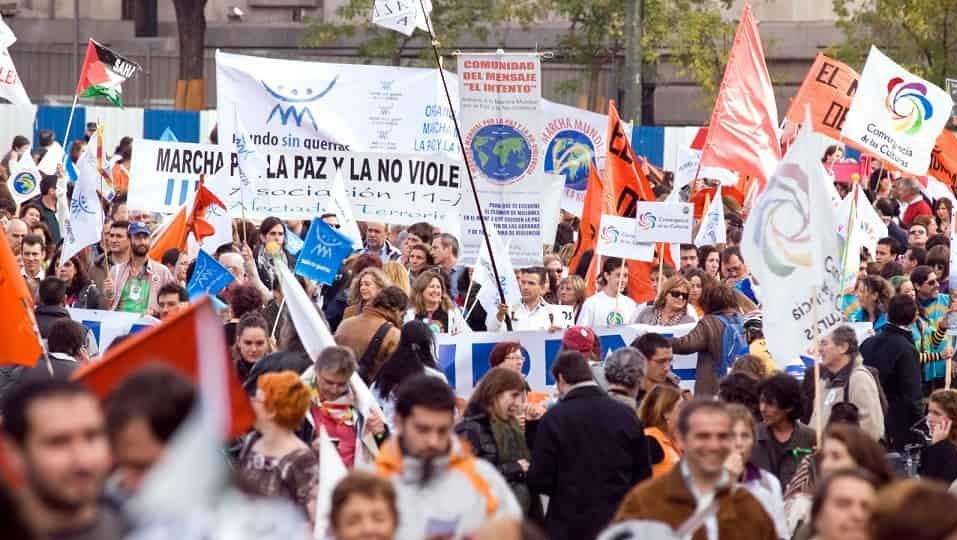 Unang Pulong sa Koordinasyon ng Mundo - Madrid