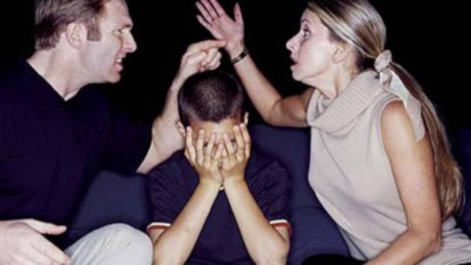 خصائص العنف داخل الأسرة