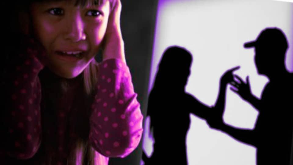 تعريف العنف المنزلي