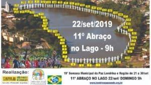 Embrace for Peace, Londrina