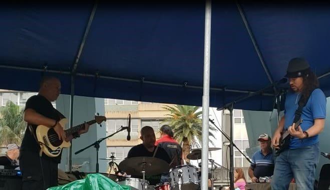 Banda musical costarricense Bonila Band